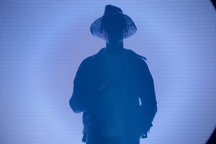 Pharrell - Paris - 27 mai 2014