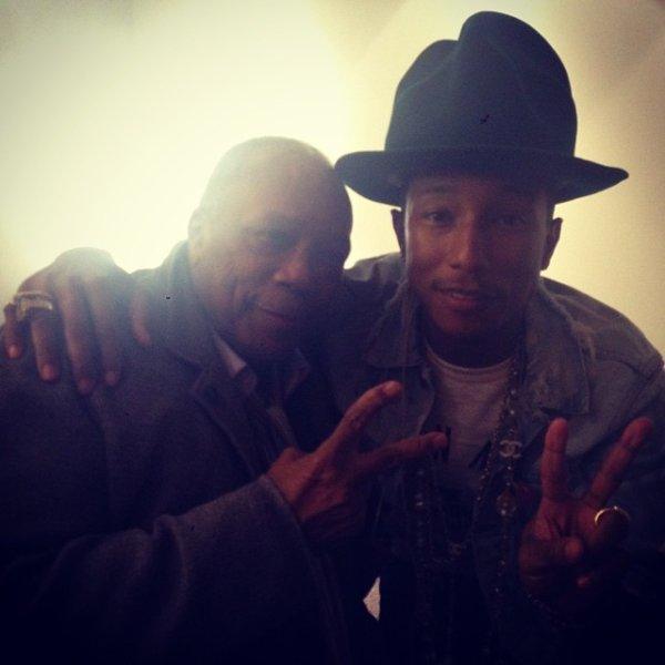 Pharrell - Hollywood Bowl - 31 mai 2014