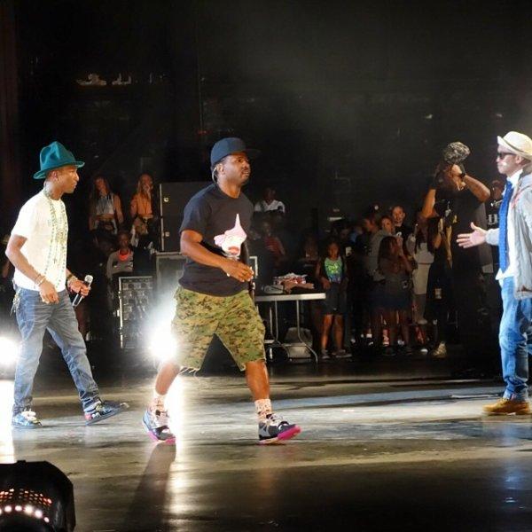 Pharrell Comes Home - Virginia Beach - 7 juin 2014