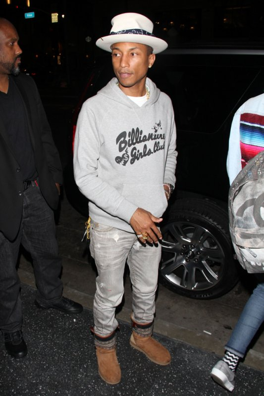 Pharrell - Los Angeles - 26 juin 2014