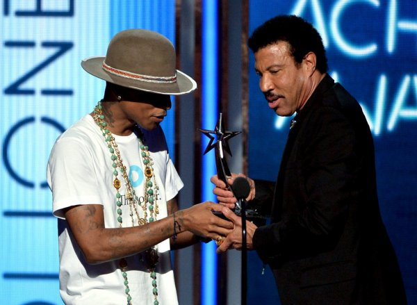 Pharrell - BET Awards - Los Angeles - 29 juin 2014