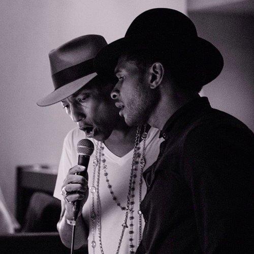 Usher - She Came To Give It To You (Feat. Nicki Minaj) (prod. Pharrell)