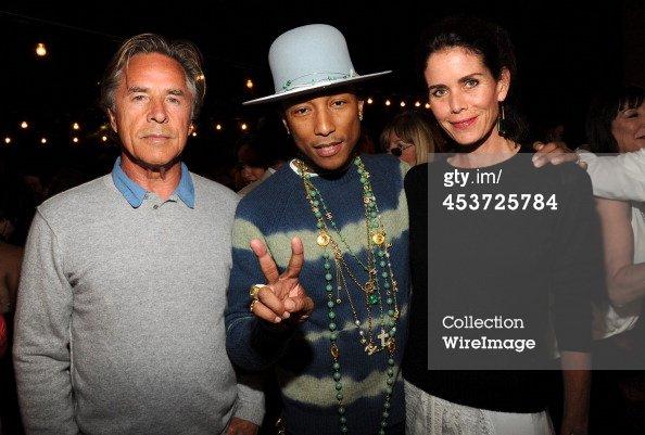 Pharrell - Apollo in the Hamptons - East Hampton, NY - 16 août 2014
