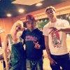 Pharrell en studio avec... - 23 août 2014