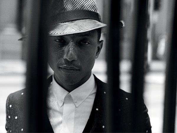 Pharrell - Wall Street Journal Magazine Numéro de septembre 2014