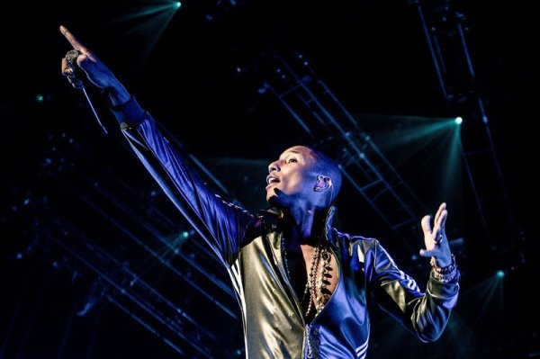 Pharrell and The Baes - The Dear G  I  R  L Tour - Ziggo Dome - Amsterdam - 23 septembre 2014