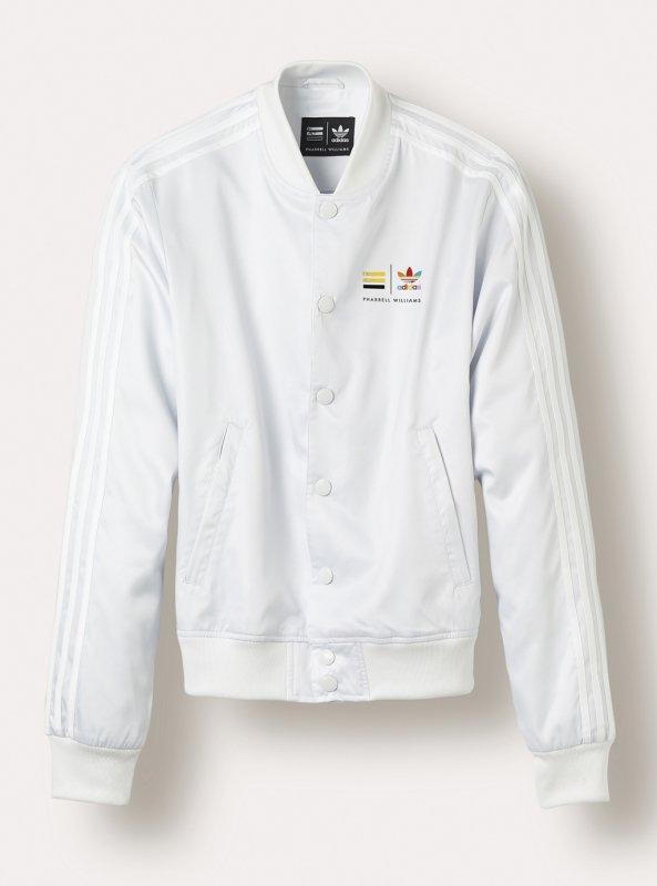 Adidas = Pharrell Williams - Tennis Pack (1er novembre)