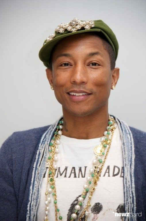 "Pharrell - ""Paddington"" Press Conference - 1er décembre 2014"