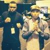 Pharrell - tournage de The Voice saison 8 (battles) - 29 janvier 2015