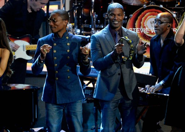 Stevie Wonder: Songs In The Key Of Life - An All-Star GRAMMY Salute - Los Angeles - 10 février 2015
