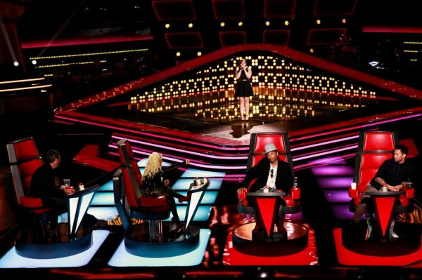 The Voice Season 8 - Blind Auditions - Episodes 1 & 2
