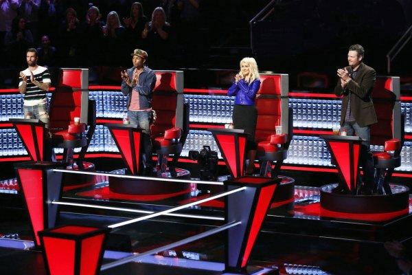 The Voice Season 8 - The Battles