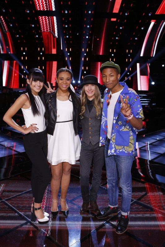 The Voice US (Saison 8) - Live - 8 avril 2015
