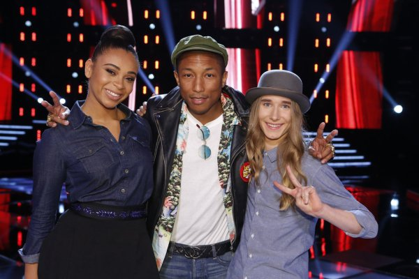 The Voice US (Saison 8) - Live - 21 avril 2015