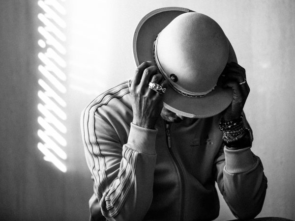 Pharrell x Adidas Originals by Nicholas Maggio