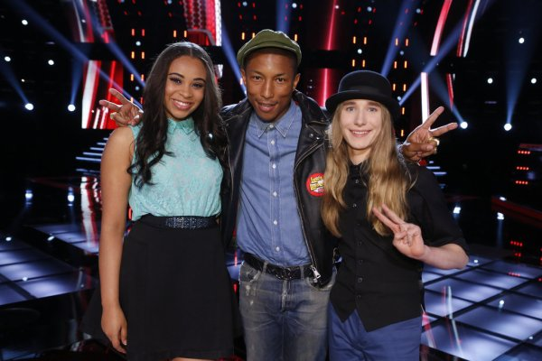 The Voice US (Saison 8) - Live - 28 avril 2015