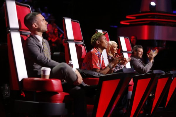 The Voice US (Saison 8) - Live - 5 mai 2015