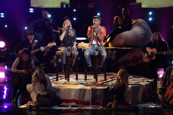 The Voice US (Saison 8) - Live - Finale - 18 mai 2015