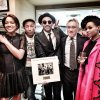 Pharrell - The Gordon Parks Foundation Awards Dinner and Auction - NYC - 2 juin 2015