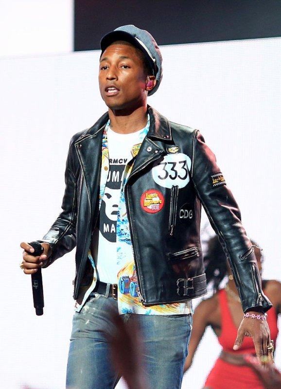 Pharrell - BET Awards - Los Angeles - 28 juin 2015