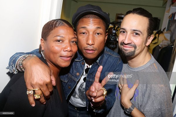 Pharrell - The Richard Rogers Theater - Broadway - 12 septembre 2015