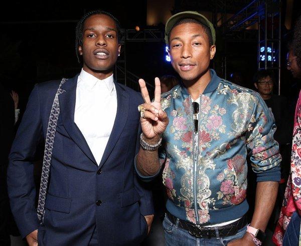 A$AP Rocky - Hear Me (Feat. Pharrell)
