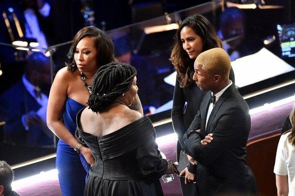 Pharrell - 88th Annual Academy Awards - Los Angeles - 28 février 2016