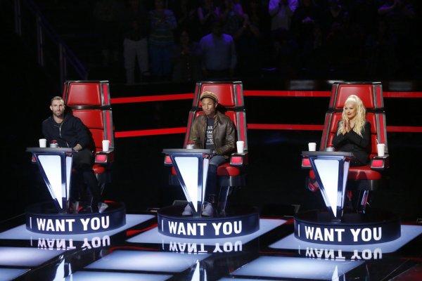 The Voice Saison 10 - Blind
