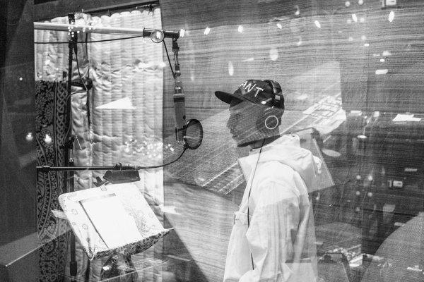 Pharrell by JR