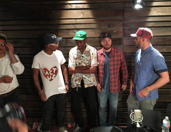OTHERTone Episode 18 - Chad Hugo, Justin Timberlake, Tyler the Creator