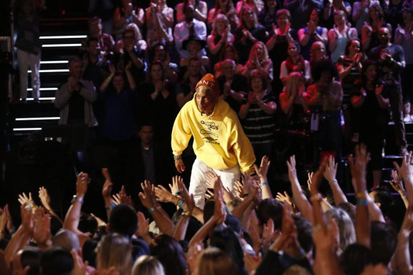 Pharrell - The Voice Saison 10 Live - 18 et 19 avril 2016