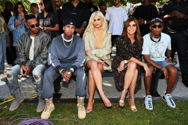 Pharrell - Kanye West Yeezy Season 4 Fashion Show - NYC - 7 septembre 2016