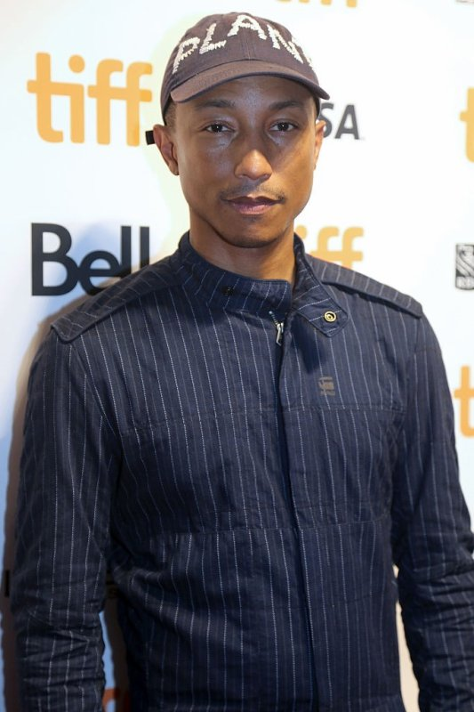 Pharrell - Toronto International Film Festival - 10 septembre 2016