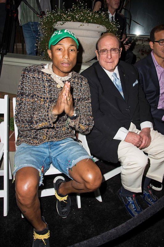 Pharrell - Songs of Hope event - Brentwood, Californie - 15 septembre 2016