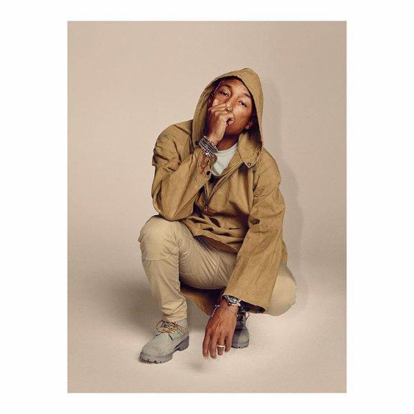 Pharrell par Andreas Laszlo Konrath - 2016