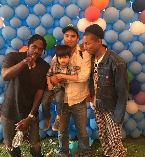 Pharrell & Chad