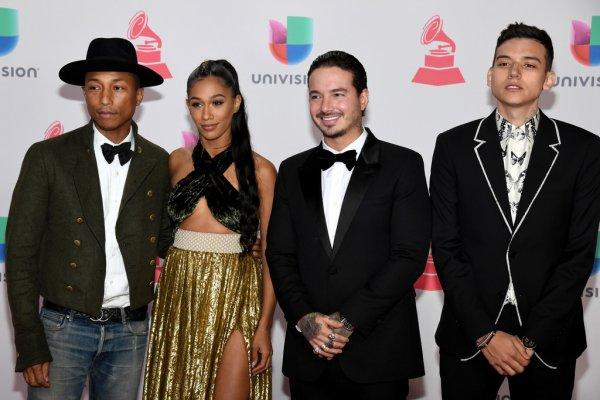 17e Latin Grammy Awards - Las Vegas - 17 novembre 2016