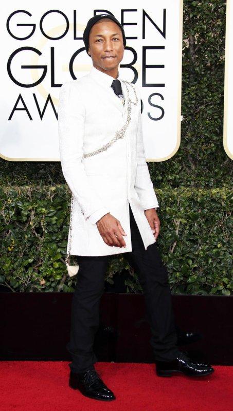 Golden Globe Awards - Beverly Hills - 8 janvier 2017