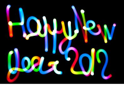 Bonne ann�e 2012