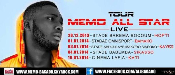 Memo loup tour!!