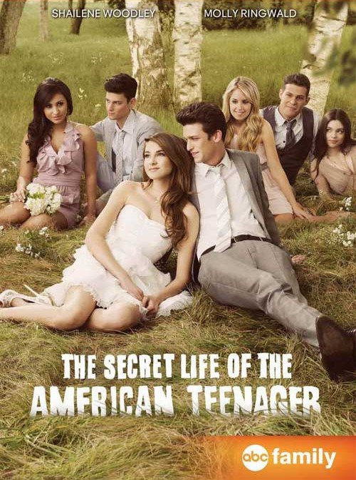 Vie de l'adolescence américaine vie secrète