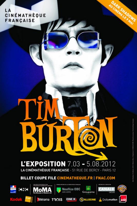 Tim Burton's magical world