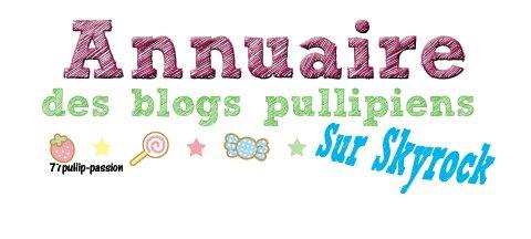 Annuaires des blogs pullipiens