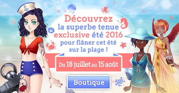 Boutique �t� 2016