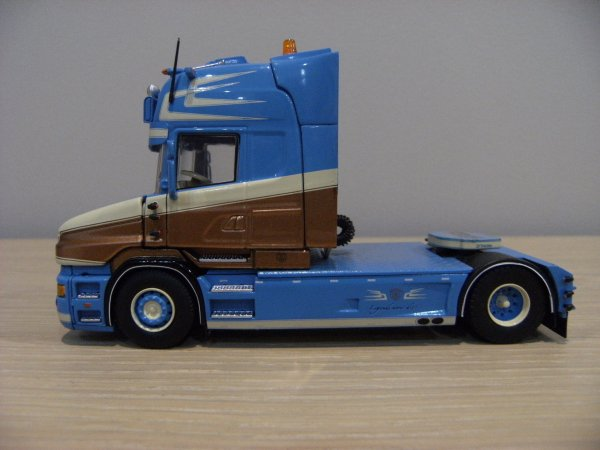 SCANIA T JP TRACTION