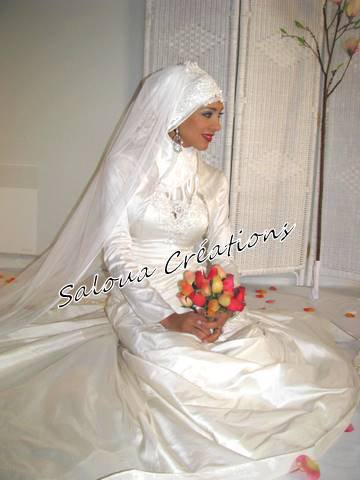 ... VRSION HIJAB - CREATION ET LOCATION DE ROBES DE MARIEE, ROBES