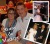 20 ans de Mariage !!!