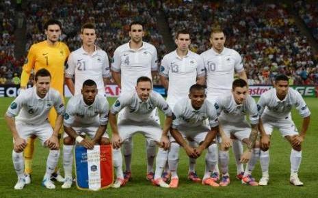 Euro 2012 quart de finale espagne france samedi 23 - Logo equipe de foot espagne ...