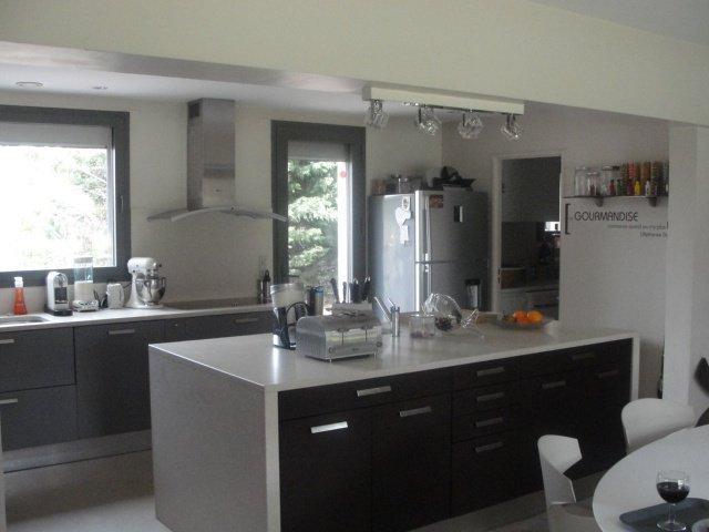 interieur maison cuisine ouverte