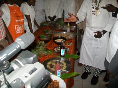 JOURNEE TERRA MADRE 2009 AU CONGO-BRAZZAVILLE